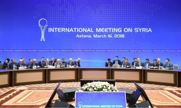 "Syria Daily: UN — ""No Progress"" in Russia-Turkey-Iran Meeting"