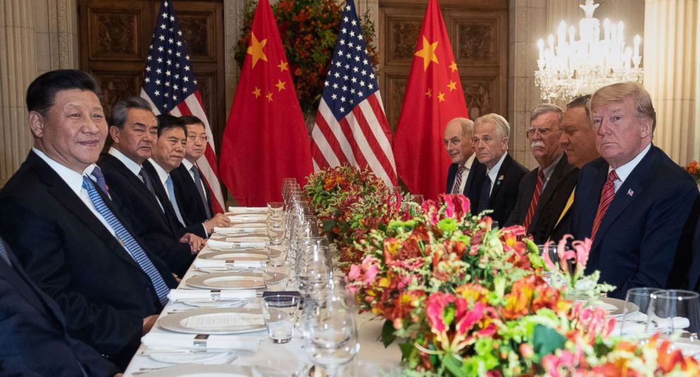 TrumpWatch, Day 685: Trump's Mixed Signals on His China Trade War