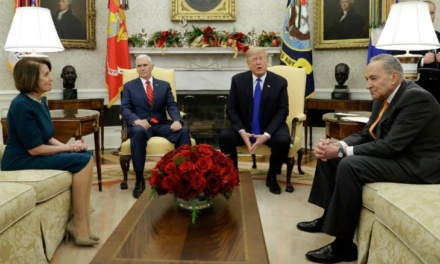 TrumpWatch, Day 701: Trump Shutdown Begins Over Wall With Mexico