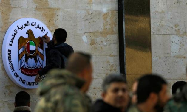Syria Daily: Assad Seeks Return to Arab Fold as UAE Reopens Embassy