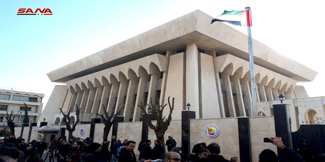 EA on TRT World: Why UAE Reopened Its Embassy in Damascus