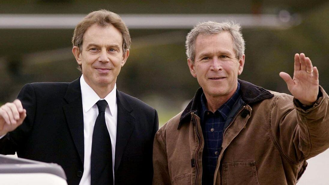 Political WorldView Podcast: Blunder — the UK, Tony Blair, and the Iraq War
