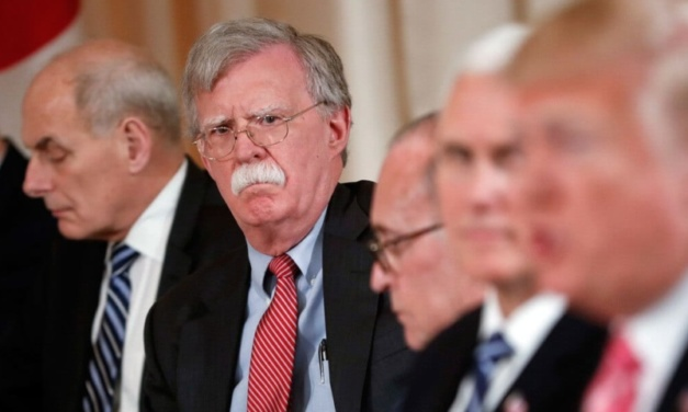TrumpWatch, Day 964: Foreign Policy Chaos as Trump's Ego Dismisses Bolton