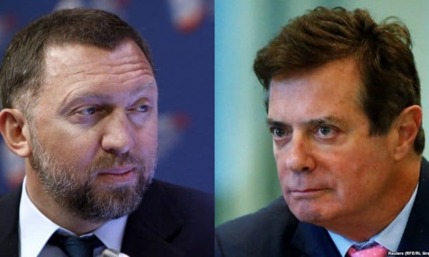 TrumpWatch, Day 732: Russian Tycoon, Linked to Trump Campaign's Manafort, Benefits from Lifting of Sanctions