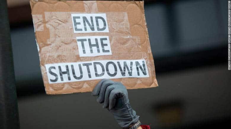 TrumpWatch, Day 731: GOP Leaders Rally Around The Wall and Trump Shutdown