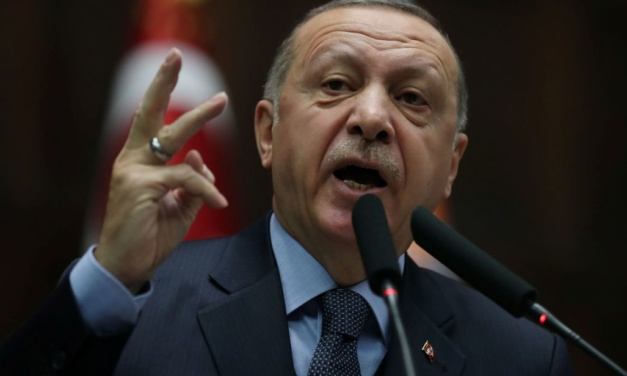 Syria Daily: Erdoğan Steps Up Attack on US Over Kurdish-Held North