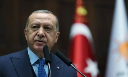 "Syria Daily: Turkey's Erdogan Pushes for US Withdrawal ""With Right Partners"""