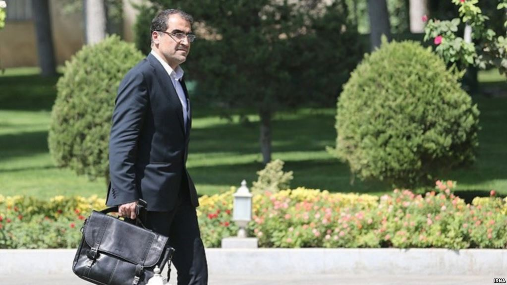 Iran Daily: Health Minister Quits Over Budget
