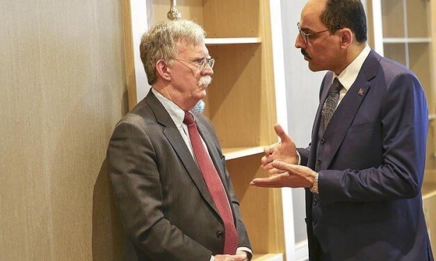 Syria Daily: Turkey's Erdogan Snubs Bolton and US Agencies