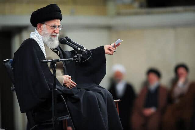 "Iran Daily: Supreme Leader on Sanctions — ""US Are 1st-Rate Idiots"""
