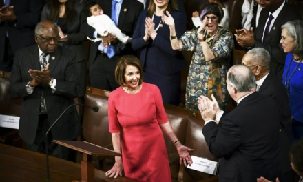 TrumpWatch, Day 714: Led by Democrats, House Votes to End Trump Shutdown