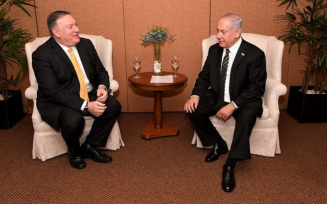 Syria Daily: Pompeo Reassures Israel Over Trump Withdrawal Order