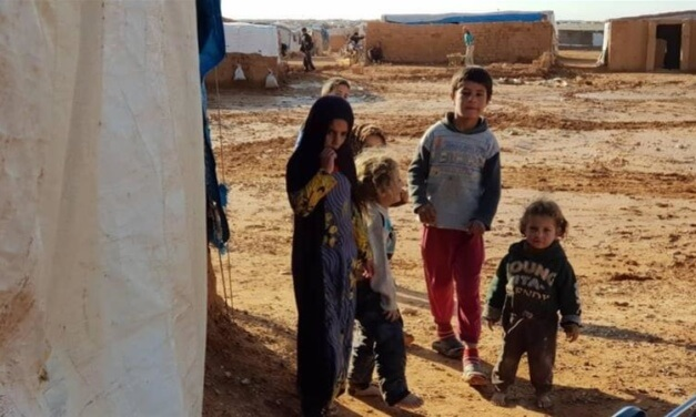 "Syria Daily: Russia Calls for ""Liquidation"" of Rukban Camp With 40,000+ Displaced"