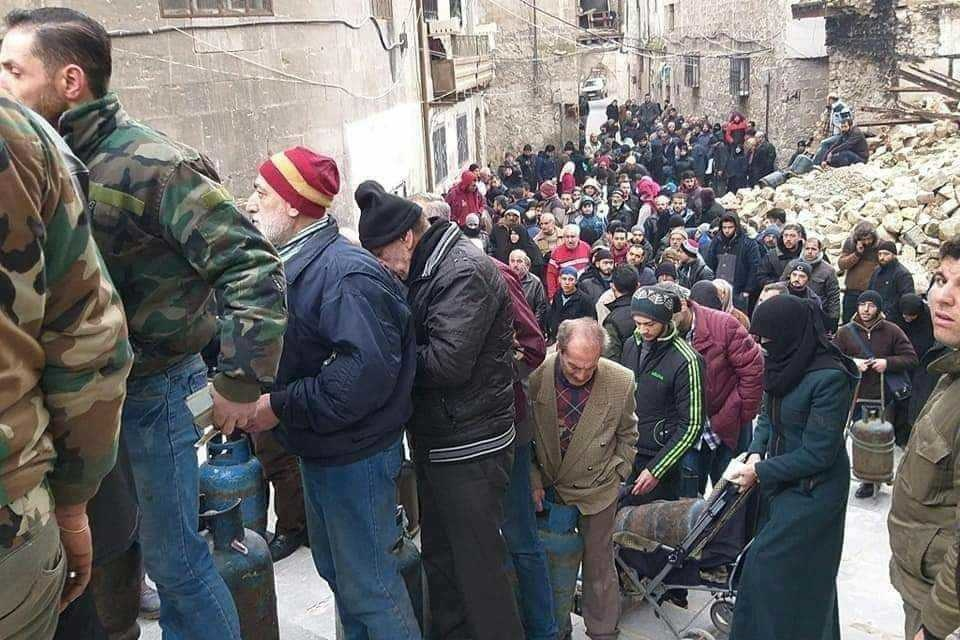 Syria Daily: Civilians Struggle With Shortages in Regime Areas