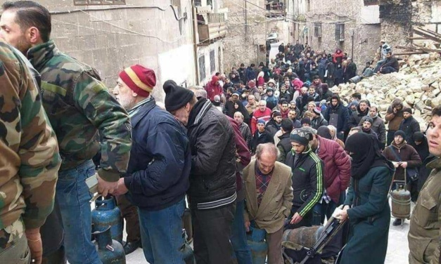Anger and Black Humor: How Residents in Regime-Held Syria Are Coping With Shortages