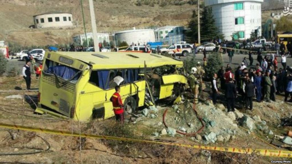 Iran Daily: Protests Over Authorities' Handling of Fatal Bus Crash