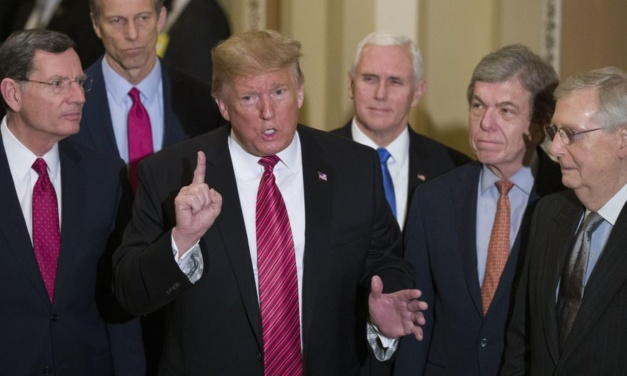 TrumpWatch, Day 720: Trump Continues Shutdown, Storming Out of Meeting