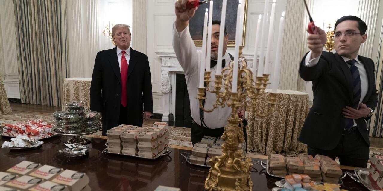 TrumpWatch, Day 725: Trump Rejects End to Trump Shutdown