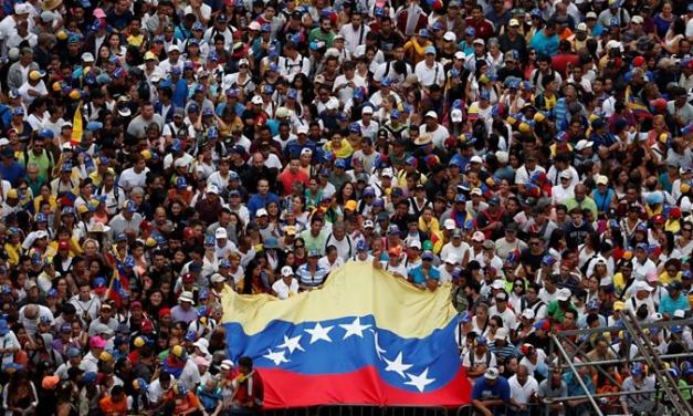 EA on talkRADIO: Explaining Venezuela's Crisis