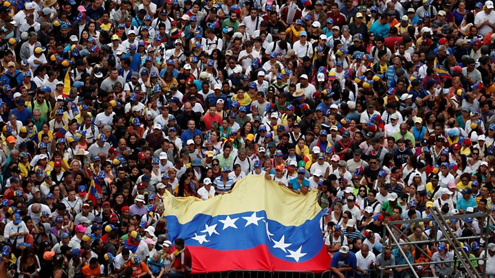EA on talkRADIO: Explaining Venezuela's Crisis