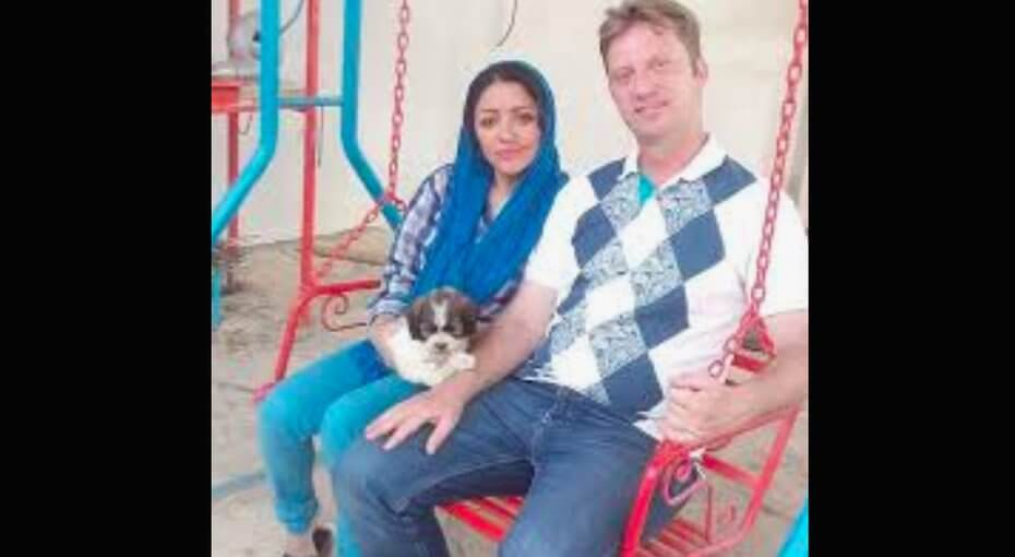 Another American Imprisoned in Iran