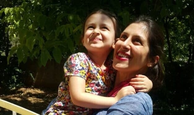 Iran Daily: UK Gives Diplomatic Protection to Political Prisoner Zaghari-Ratcliffe
