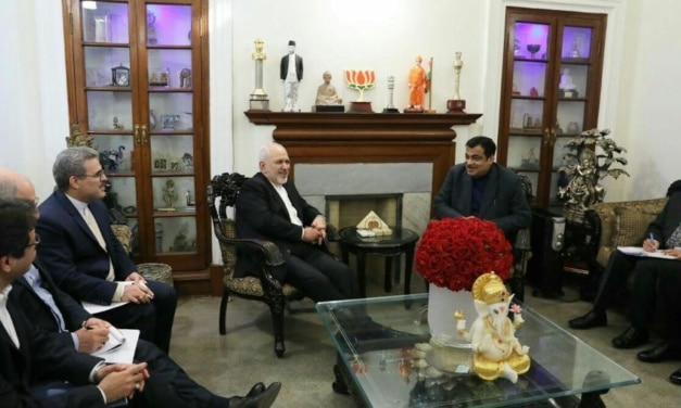 Iran Daily: Tehran Seeks Links with India to Prop Up Economy