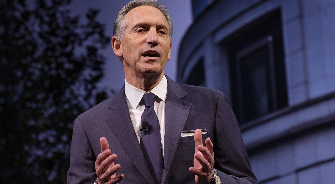 EA on Monocle 24: Can Howard Schultz Become President?