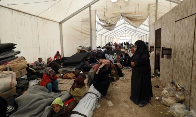 Syria Daily: 29 Children Die in Camp in Kurdish-Held Northeast