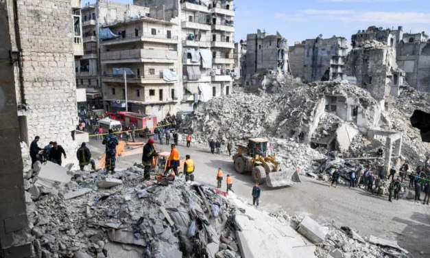 Syria Daily: 11 Killed in Aleppo Building Collapse as Civilians Face Shortages in Regime Areas