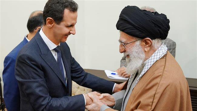 Syria Daily: Assad Meets Iran's Supreme Leader
