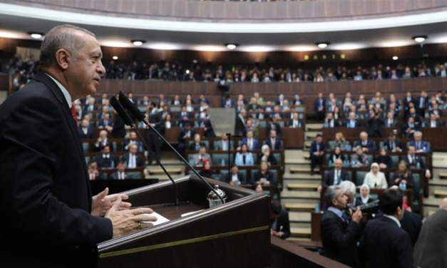"Syria Daily: Turkey's Erdoğan Steps Up Pressure on US Over ""Safe Zone"""