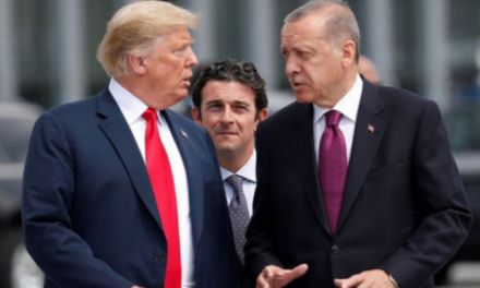 Syria Daily: Turkey Meets Pence After Trump's Bizarre Letter to Erdoğan