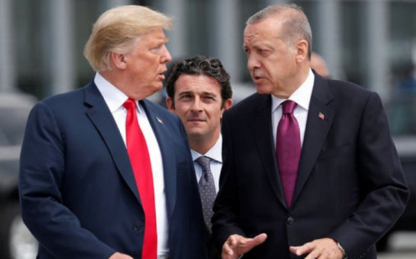 Syria Daily: US Confusion After Trump Acceptance of Turkey's Control of Northeast