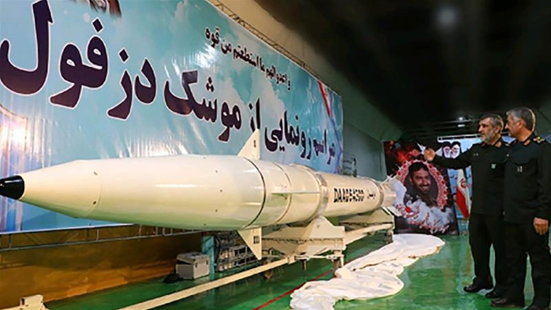 Iran Daily: Defying Economic Situation, Tehran Announces Underground Ballistic Missile Plant