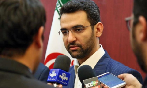 """Iran Daily: Communications Minister Charged with """"Internet Espionage"""""""
