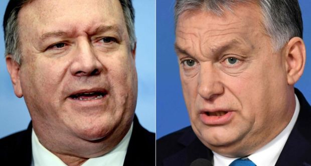 EA on Radio FM4: Pompeo's Visit to Hungary — Does Trump Administration Know What It's Doing?