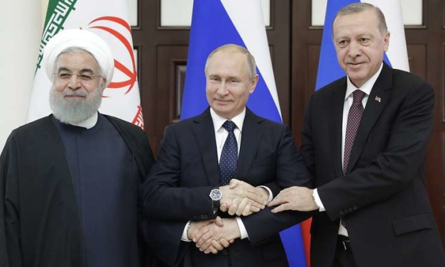 Syria Daily: Putin Wags Finger Over Opposition Idlib, But No Details of Action