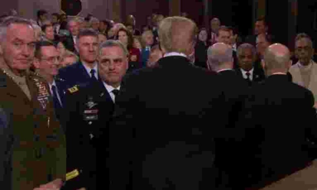 EA on Monocle 24: Trump v. Military Over Syria