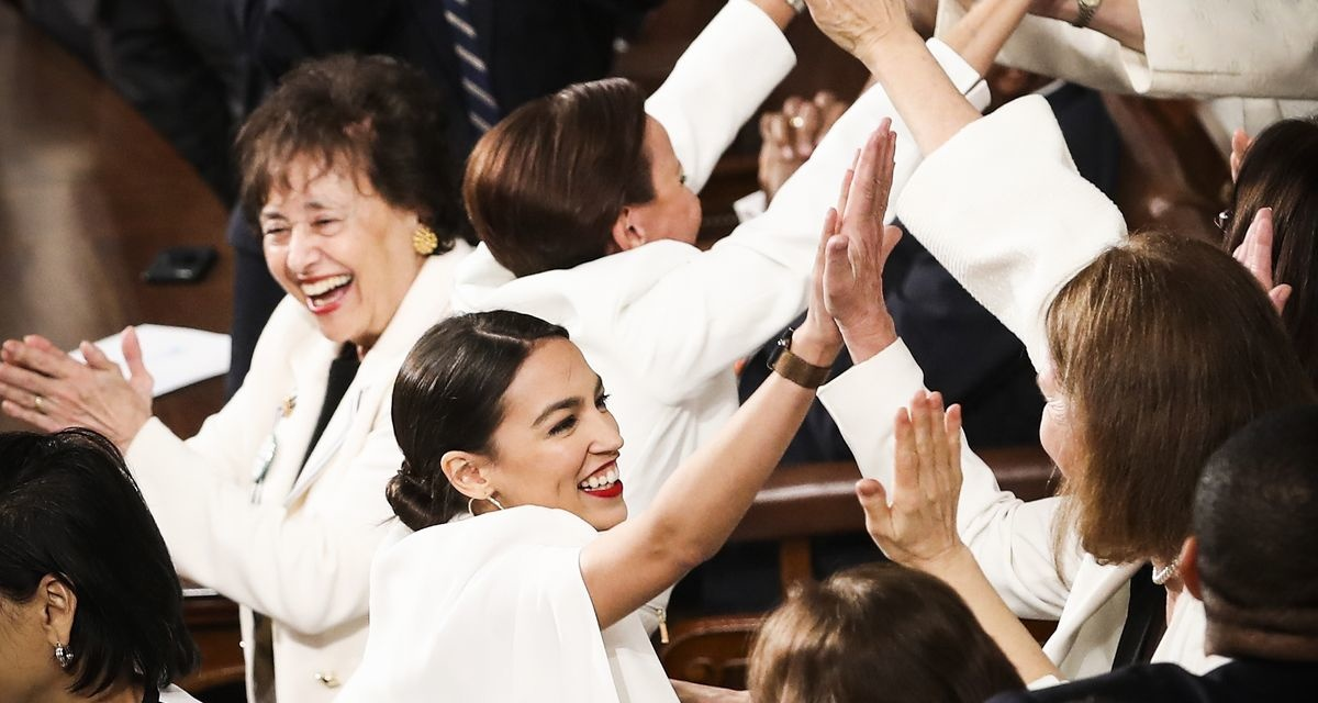 State of the Union: Women in White Stole Trump's night – and Will Haunt Him All Year