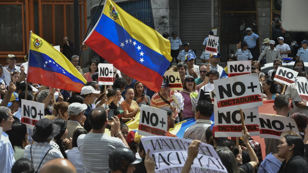 Political WorldView Podcast: A Political Endgame in Venezuela?