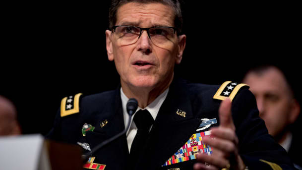 Syria Daily: Top US Commander — 10,000s ISIS Fighters Remain in Syria and Iraq