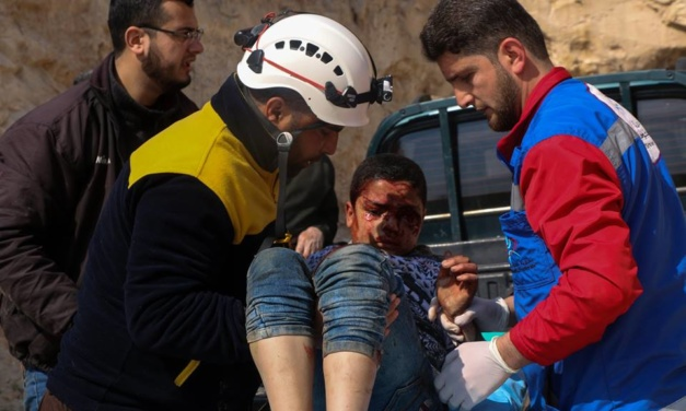 Syria Daily: Assad Regime Targeting Schools and Hospitals in Idlib — Amnesty