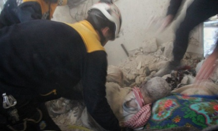 Under Assad Regime Attack: A 1st-Hand Account from Idlib Province