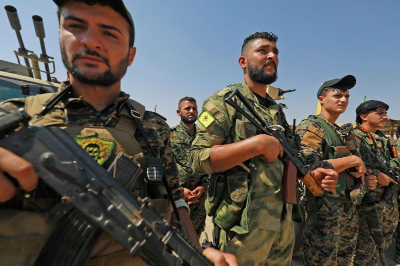 Syria Daily: US-Supported, Kurdish-Led Forces Attack Last ISIS Enclave