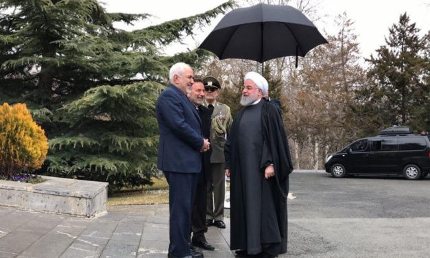 Iran Daily: All is Well? Rouhani Turns Down Zarif's Resignation