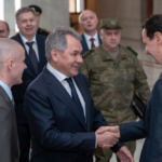 Syria Daily: Assad Hosts Russian Defense Minister, Amid Tension Over Partition and Reconstruction