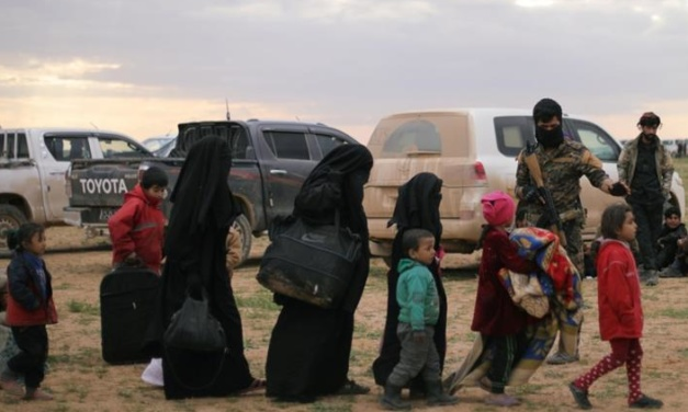 Syria Daily: Kurdish-Led SDF — 100s of Islamic State Fighters Surrender in Last Enclave