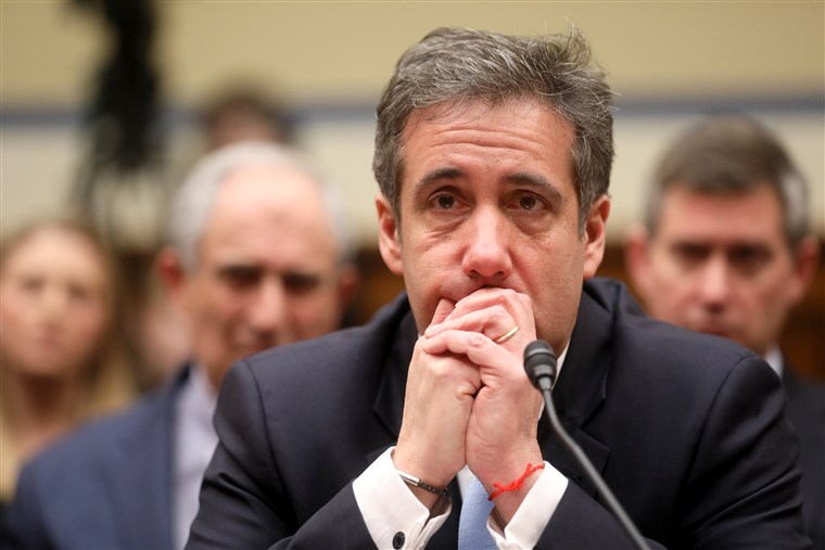 EA on Radio FM4 and talkRADIO: Cohen Causes Trouble in Trump-Land