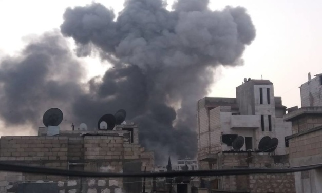 Syria Daily: Russia Bombs Idlib City for 1st Time in Months, Killing 15